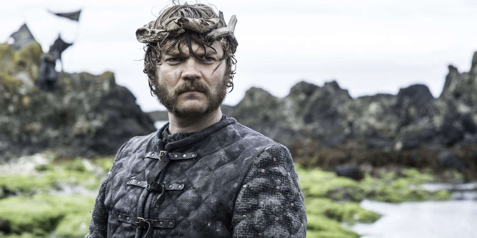 Euron Greyjoy on Game of Thrones