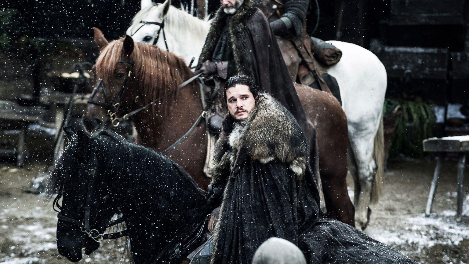 Jon Snow Stormborn