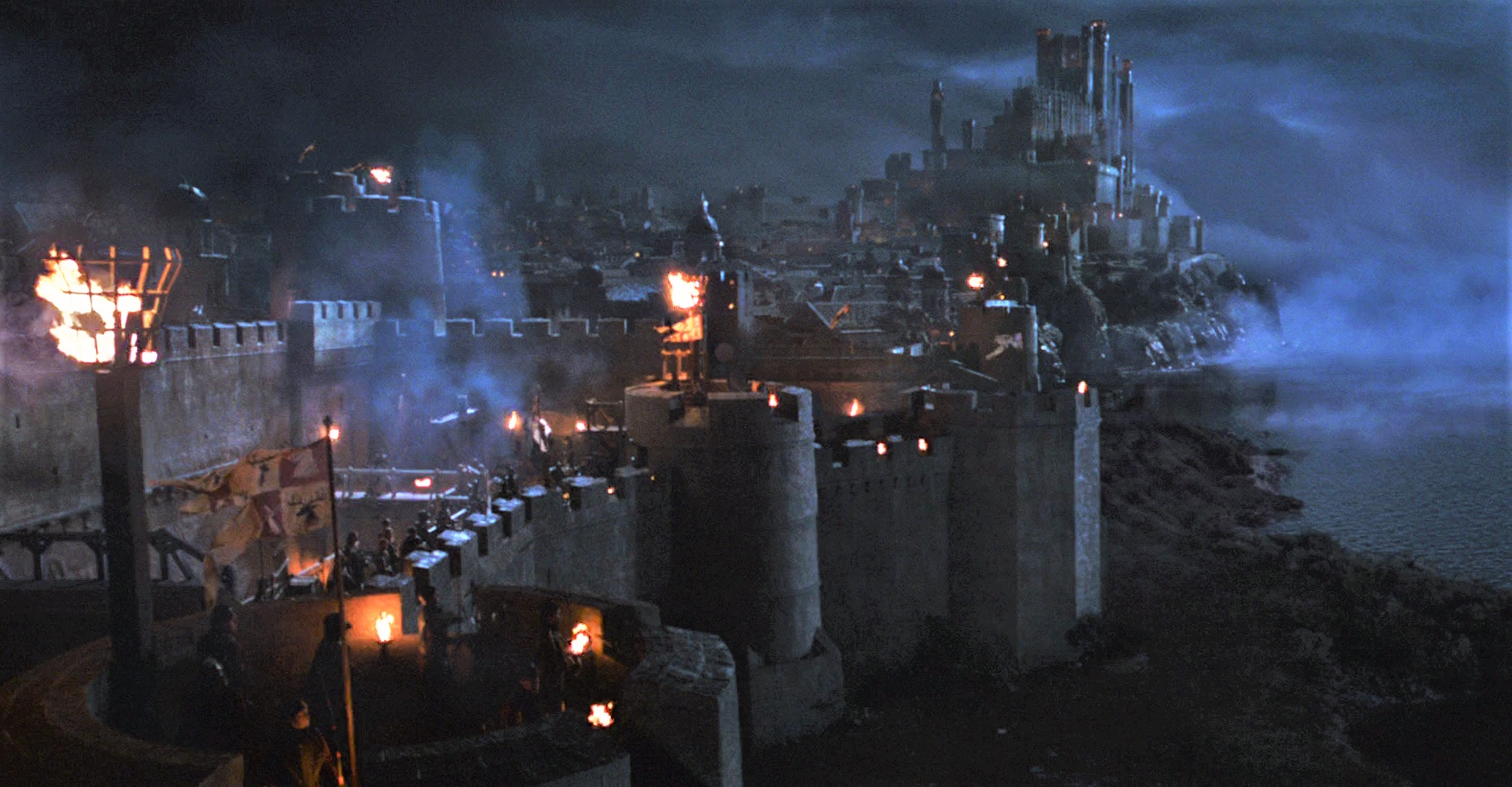 King's Landing Red Keep (South) 2x09 (2)