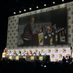 Kristian moderating Game of Thrones panel