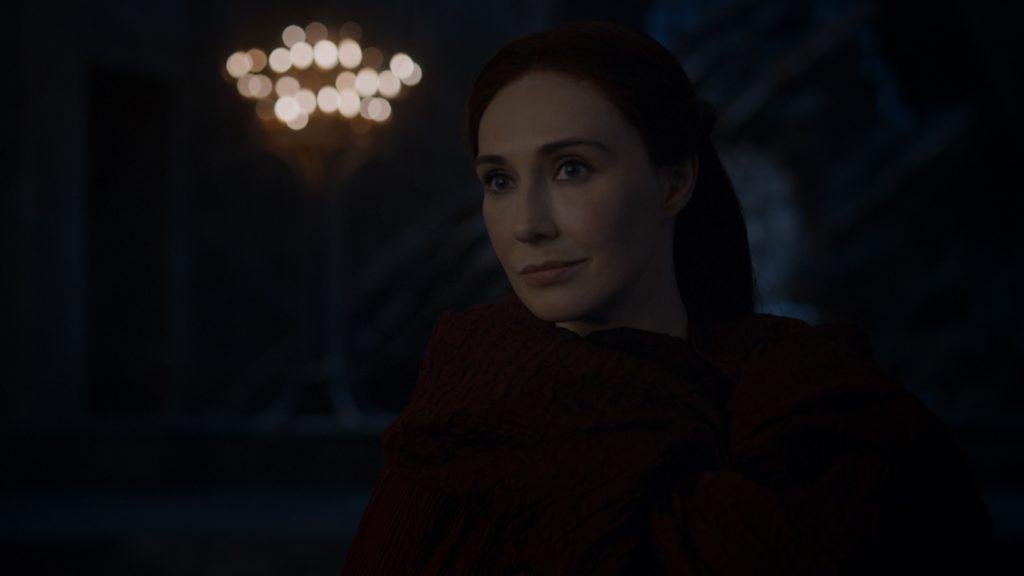 Melisandre Stormborn
