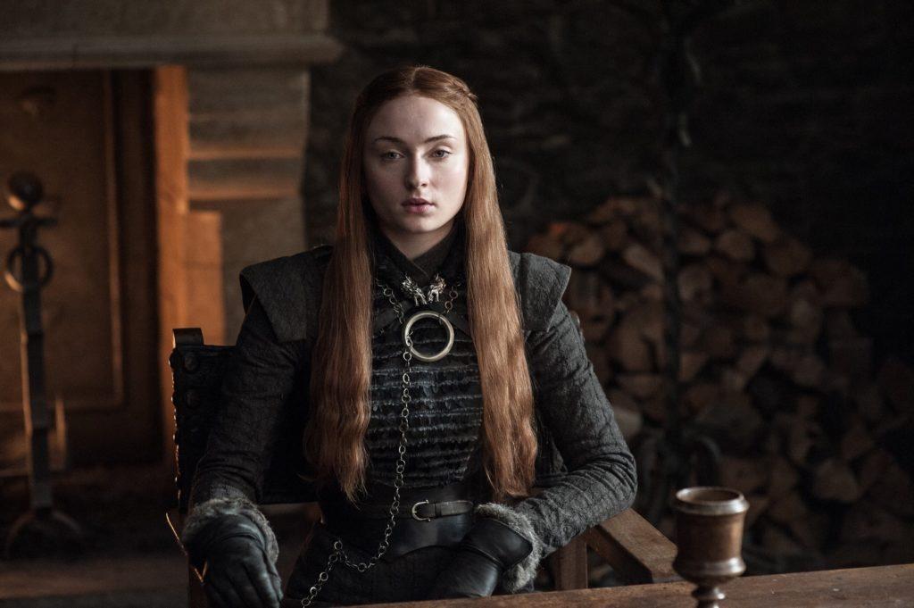 Sansa Stark Dragonstone