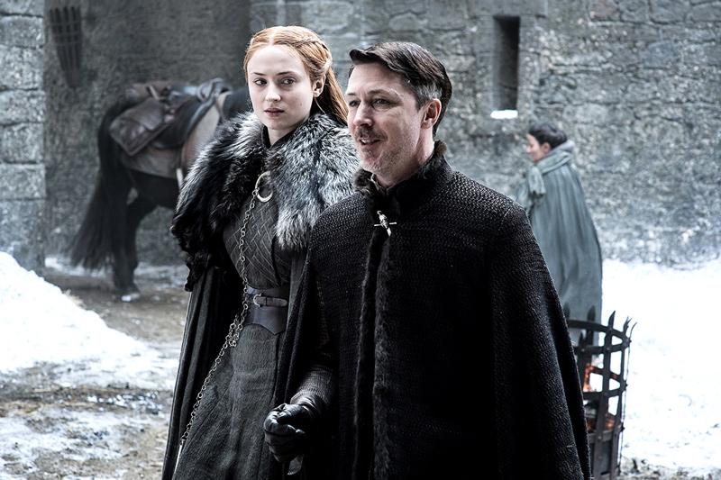 Littlefinger Sansa