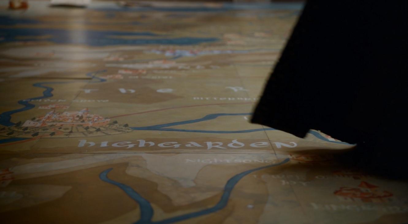 Tower of Joy map Dragonstone