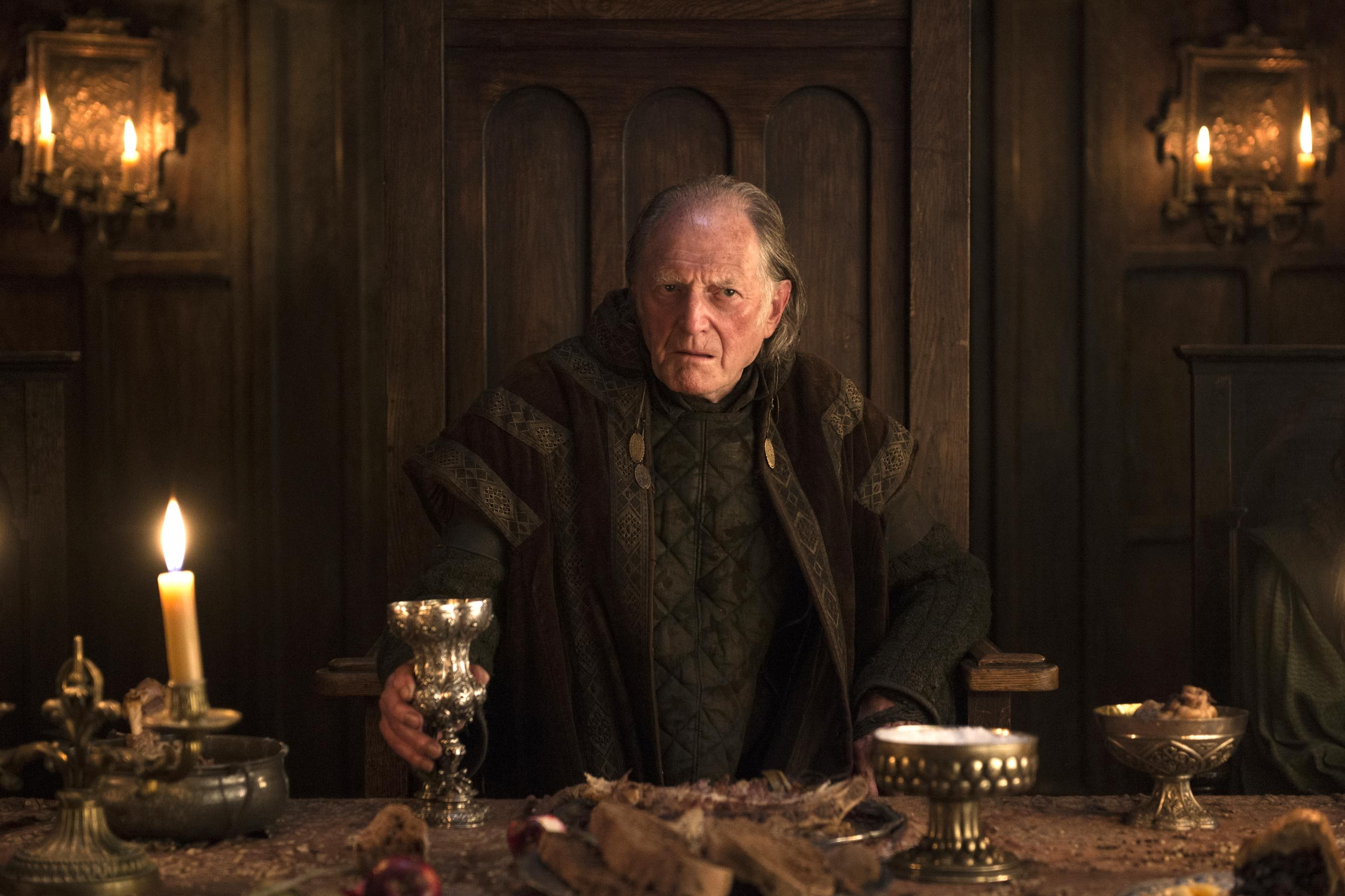 Walder Frey Game of Thrones