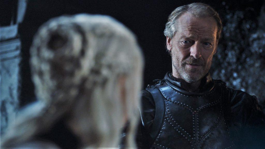 20 Dragonstone Jorah Daenerys