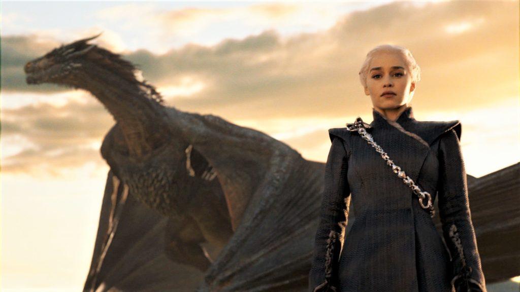 4 705 - Reach - Daenerys, Drogon 1