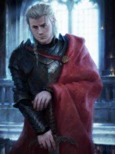Rhaegar Targaryen, by Karla Ortiz
