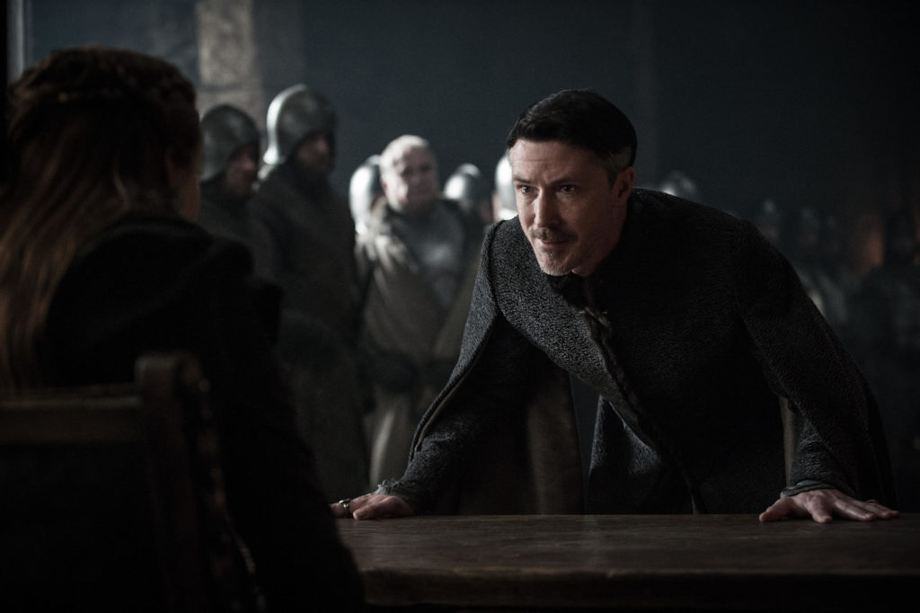"Few things were more satisfying to ""Thrones"" viewers than Littlefinger meeting his end."