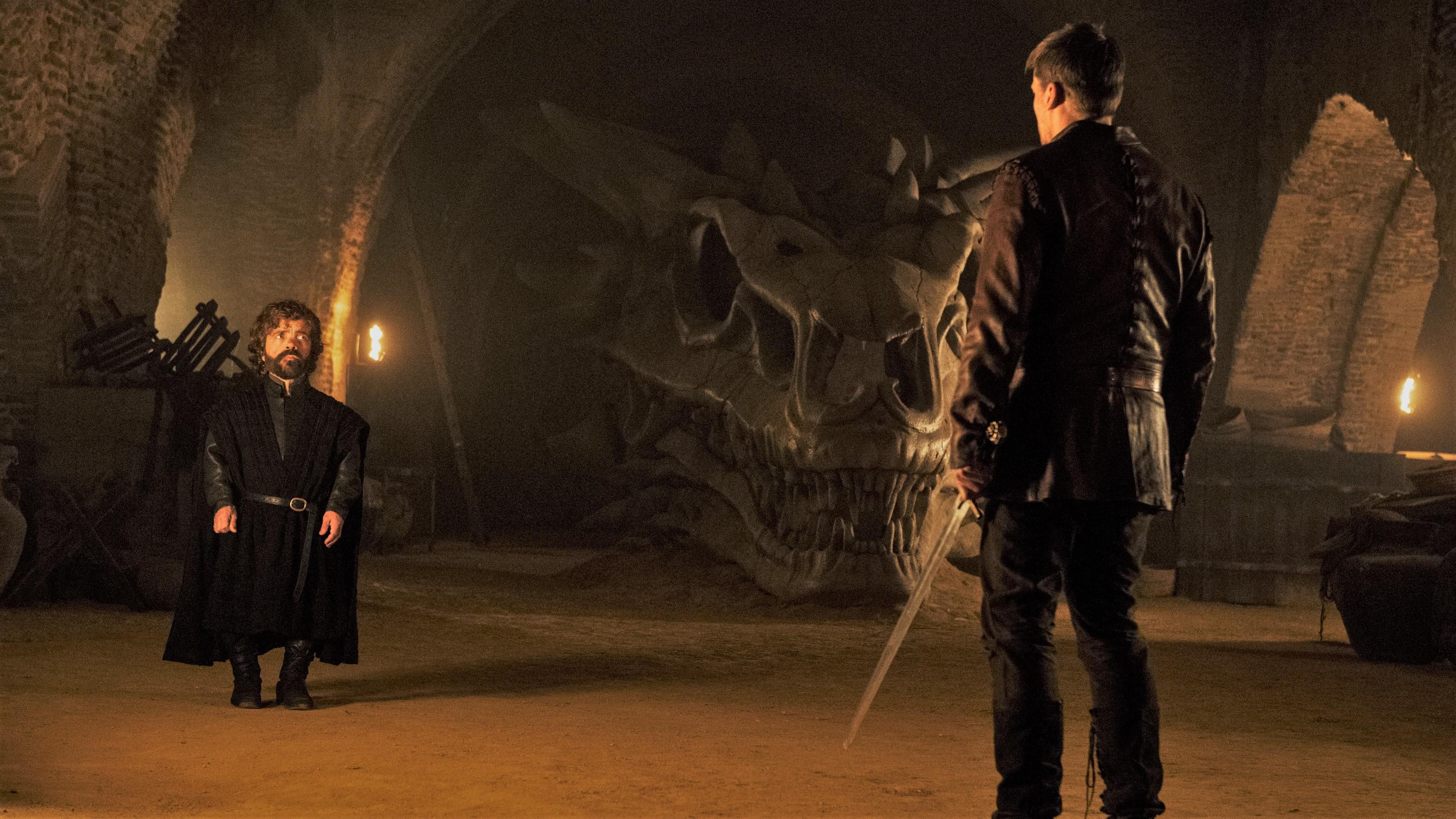 6 705 - King's Landing - Jaime, Tyrion 1