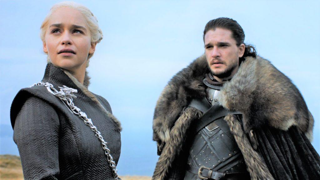 7 705 - Dragonstone - Daenerys, Jon 1