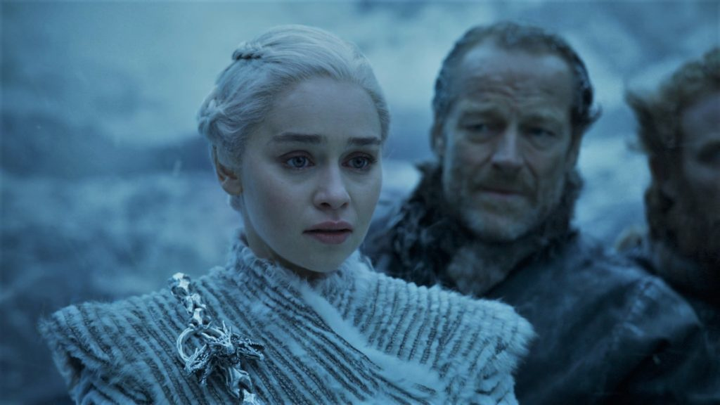 706 Beyond Frozen Lake Daenerys Jorah