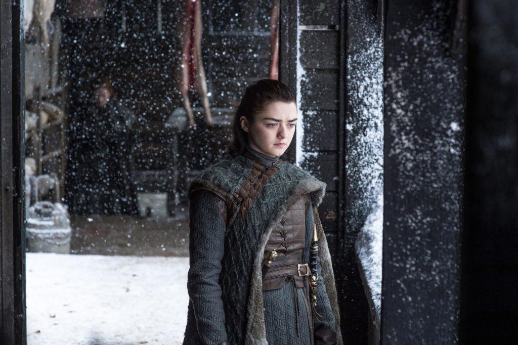 706 - Winterfell - Arya 1