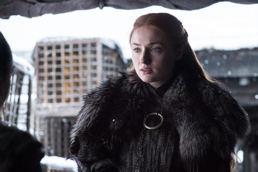 706 - Winterfell - Sansa 2