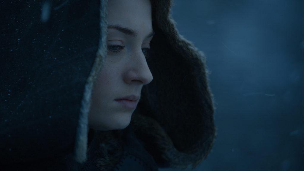 707 - Winterfell - Sansa 1