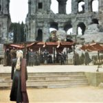 The once formidable Dragonpit in King's Landing served as the meeting place between Cersei, Daenerys, Jon Snow, and many others in episode