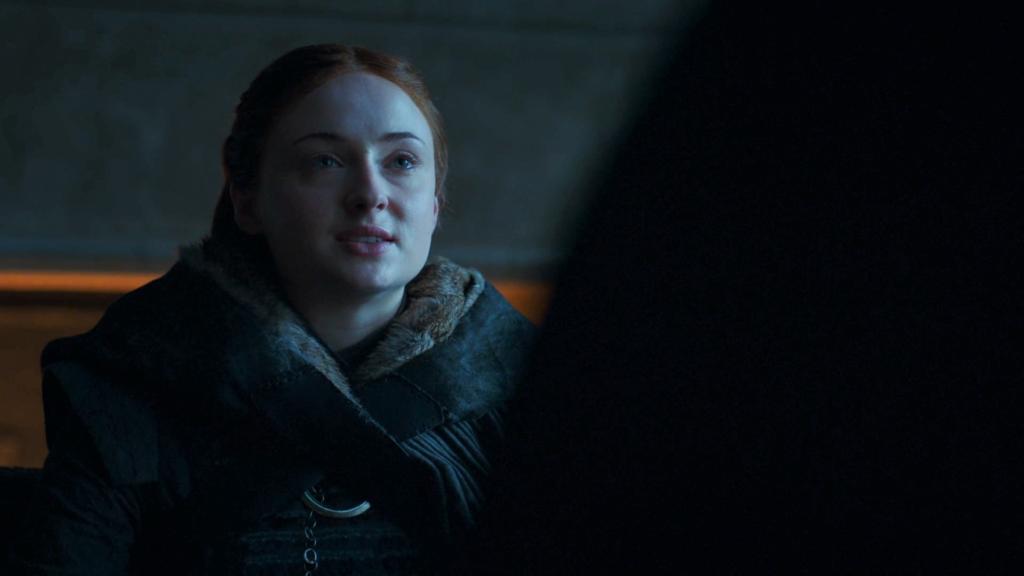 7x07 Winterfell Sansa