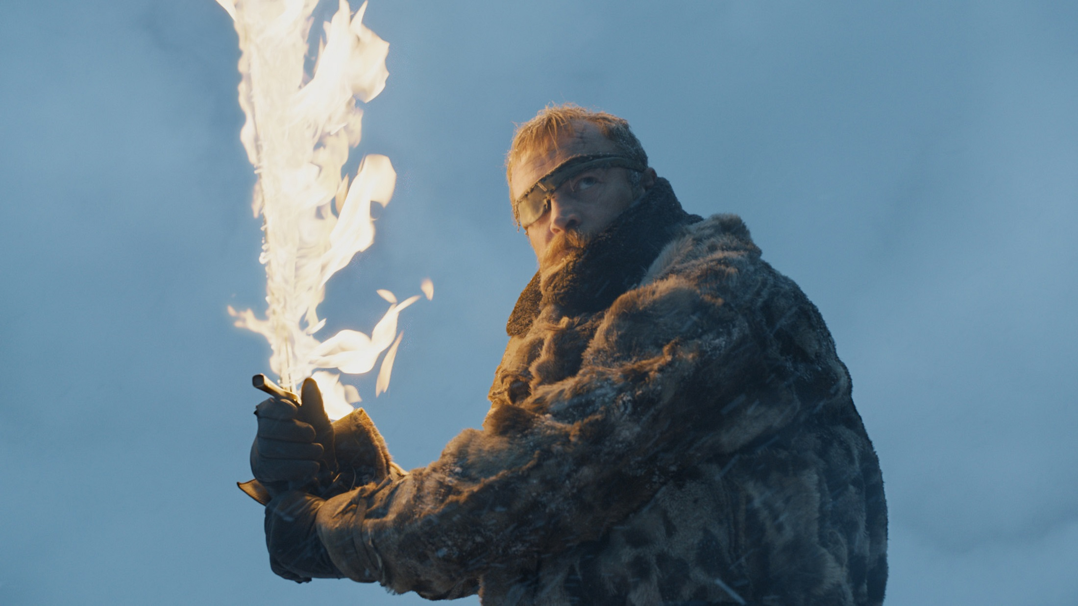 Beric Beyond the Wall