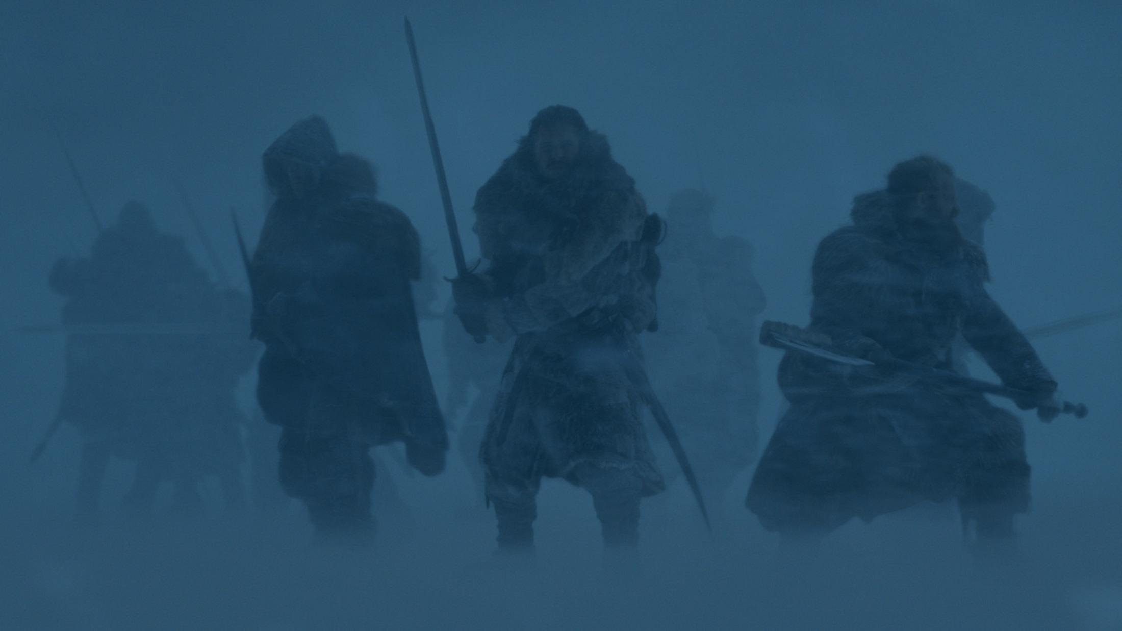 Beyond the Wall group