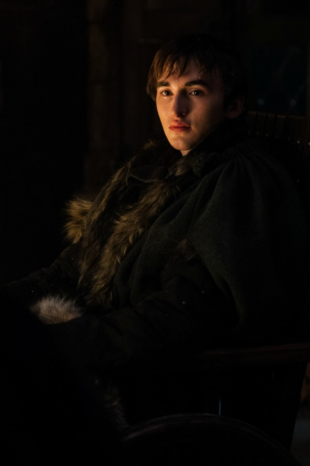 Isaac Hempstead Wright as Bran Stark. Photo: HBO