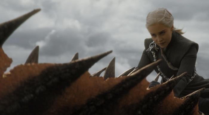 Daenerys the spoils of war