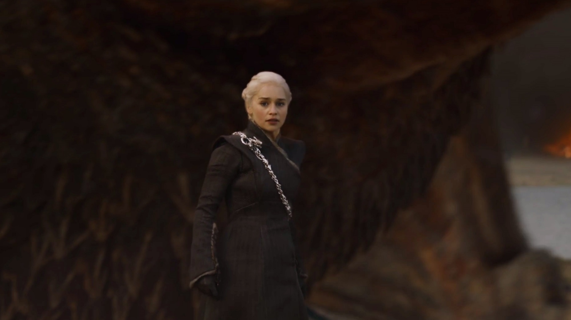 Dany with Drogon