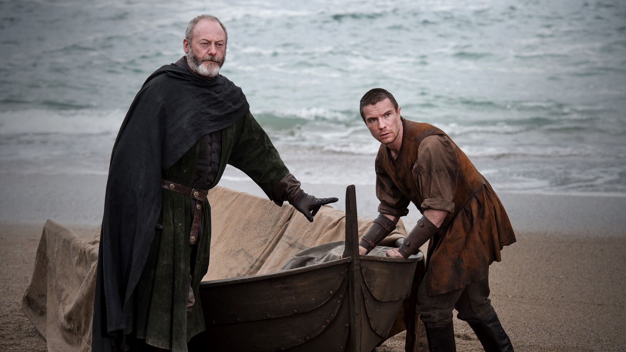 Davos Gendry Eastwatch