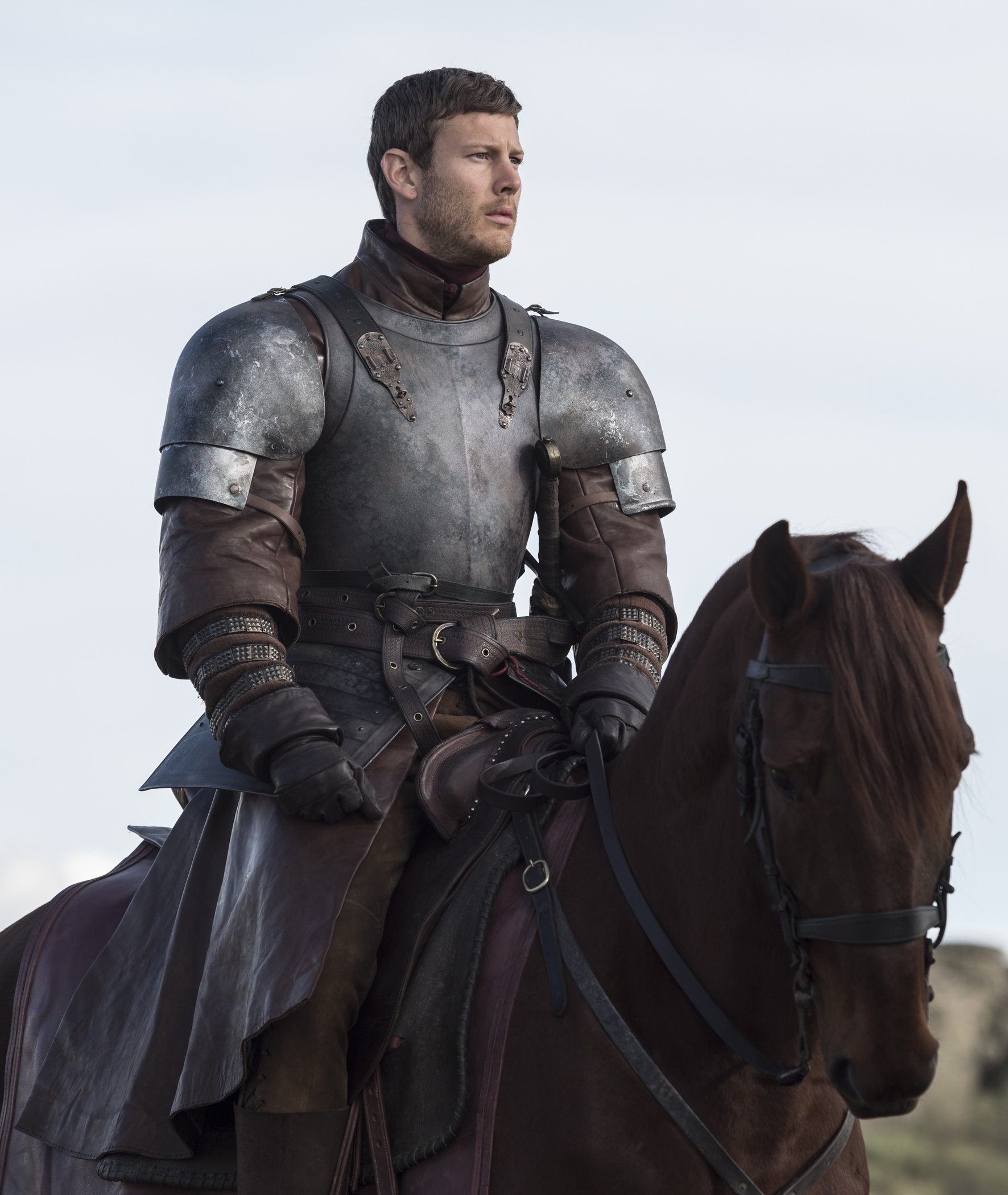 Dickon Tarly Tom Hopper The Spoils of War