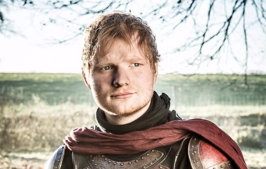 Being nice to Arya didn't save Ed Sheeran from the vitriol of some 'Thrones' fans.
