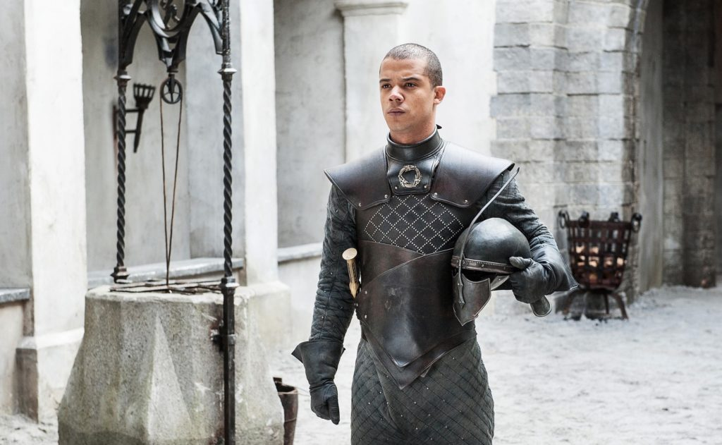 Grey Worm Casterly Rock