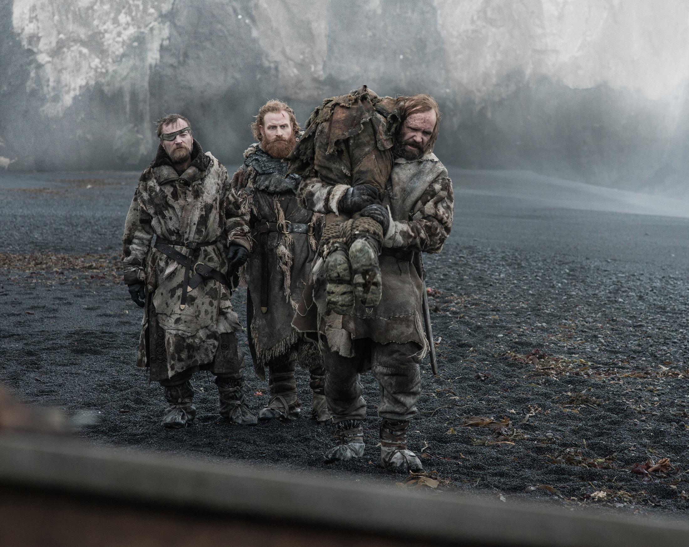 Hound Beric Tormund