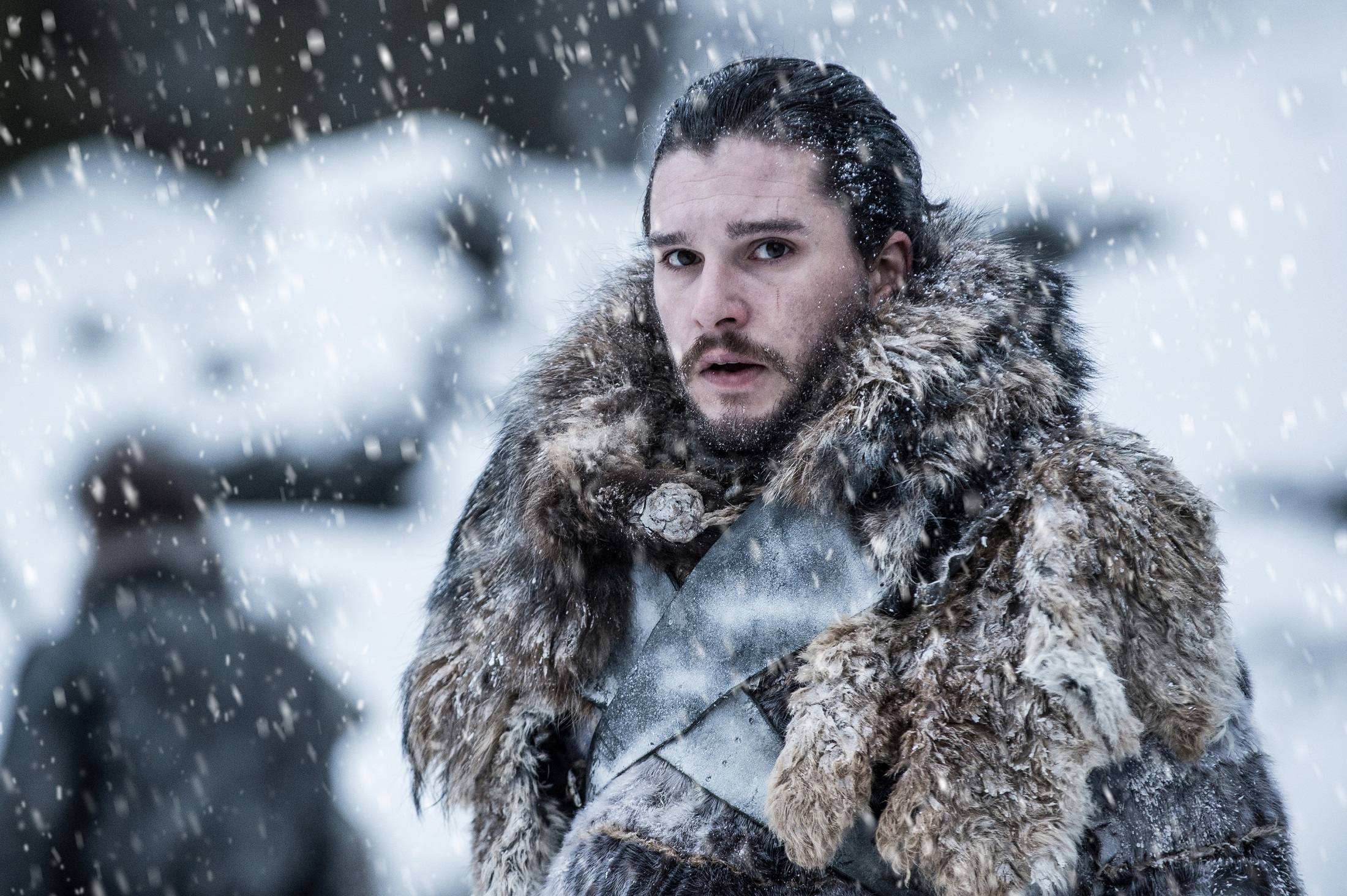 Jon Snow Beyond the Wall