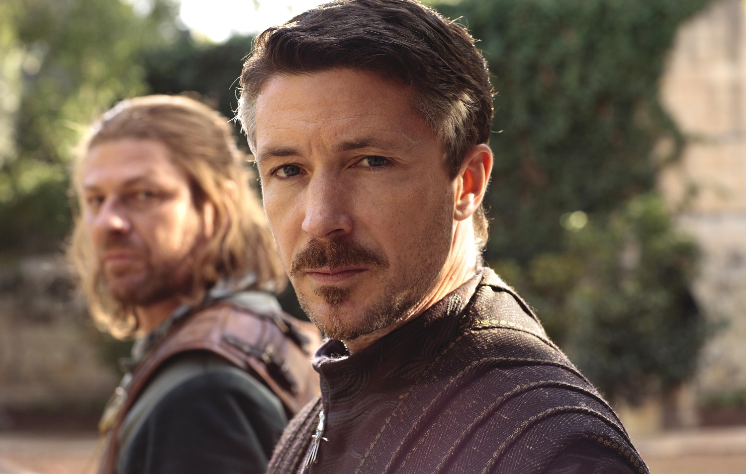 Ned and Littlefinger