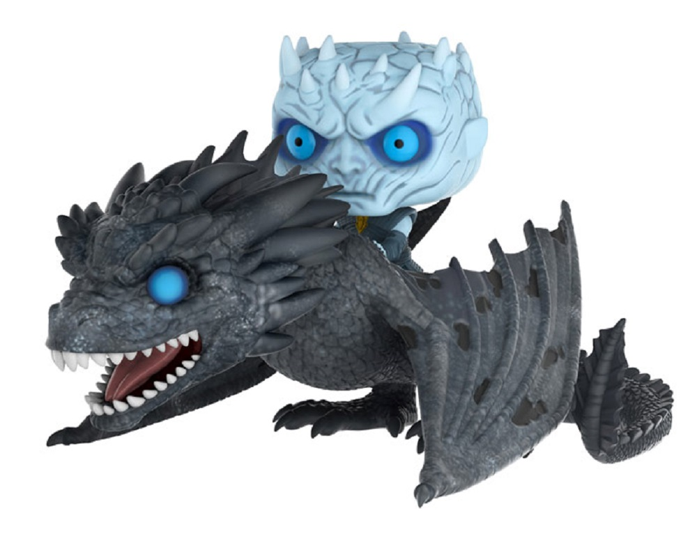 Night King and Viserion Pop