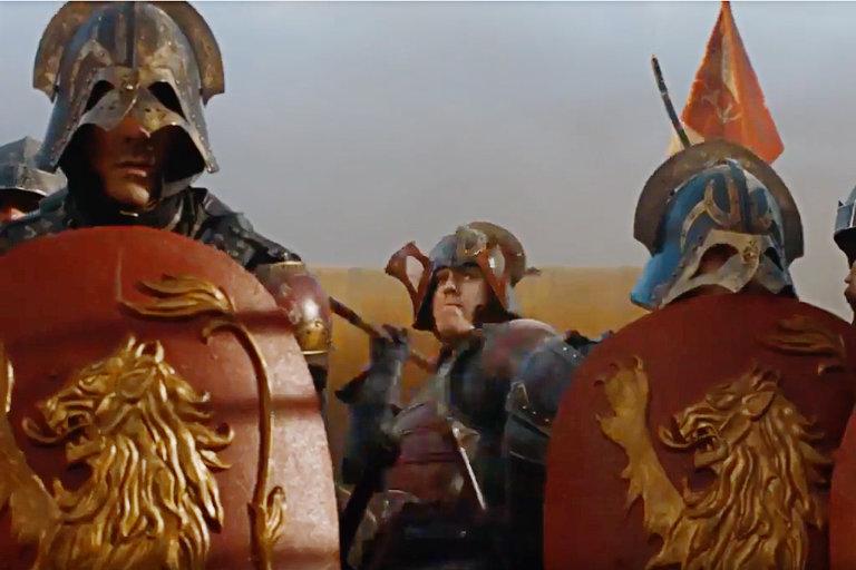Noah Syndergaard Game of Thrones cameo
