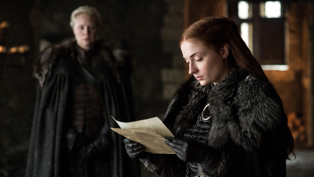 Sansa Brienne BTW