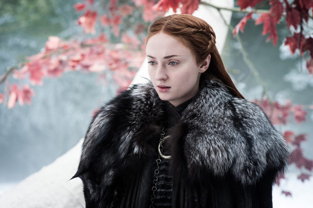 Sansa Stark Spoils of War