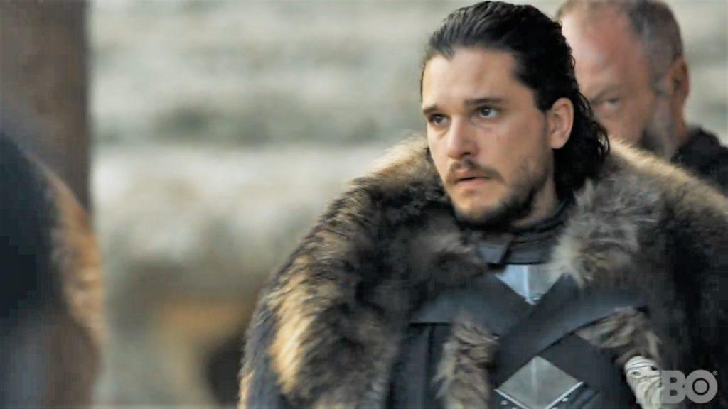 Jon King's Landing Dragonpit Davos Season 7 707