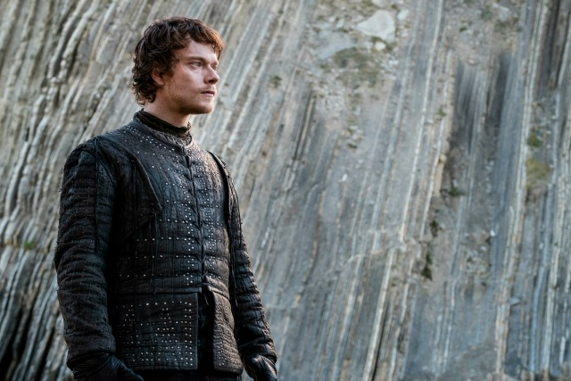 Alfie Allen as Theon Greyjoy. Photo: HBO