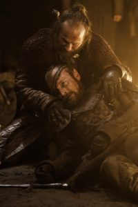 Thoros and Beric
