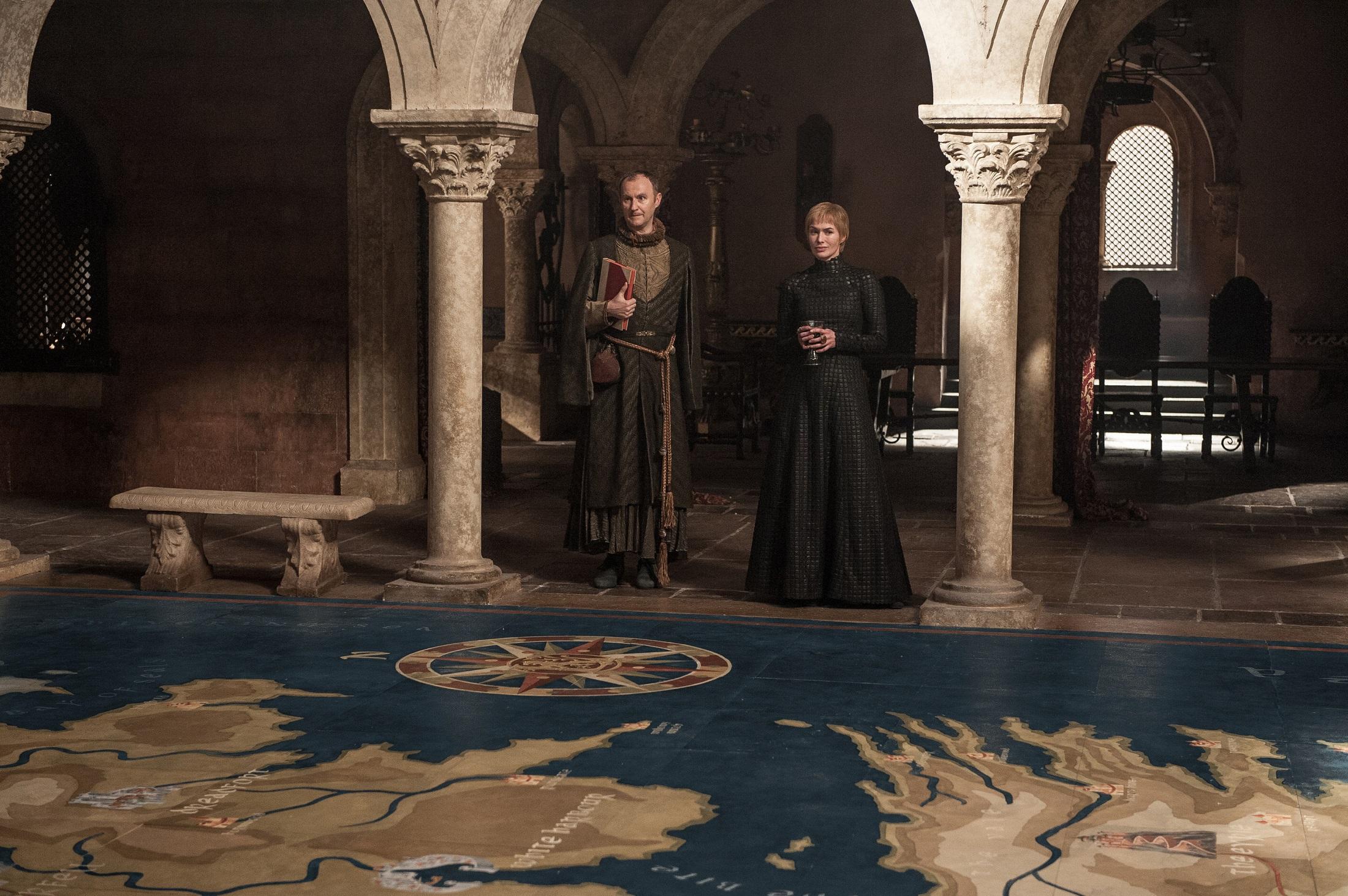 Tycho Cersei Spoils of War