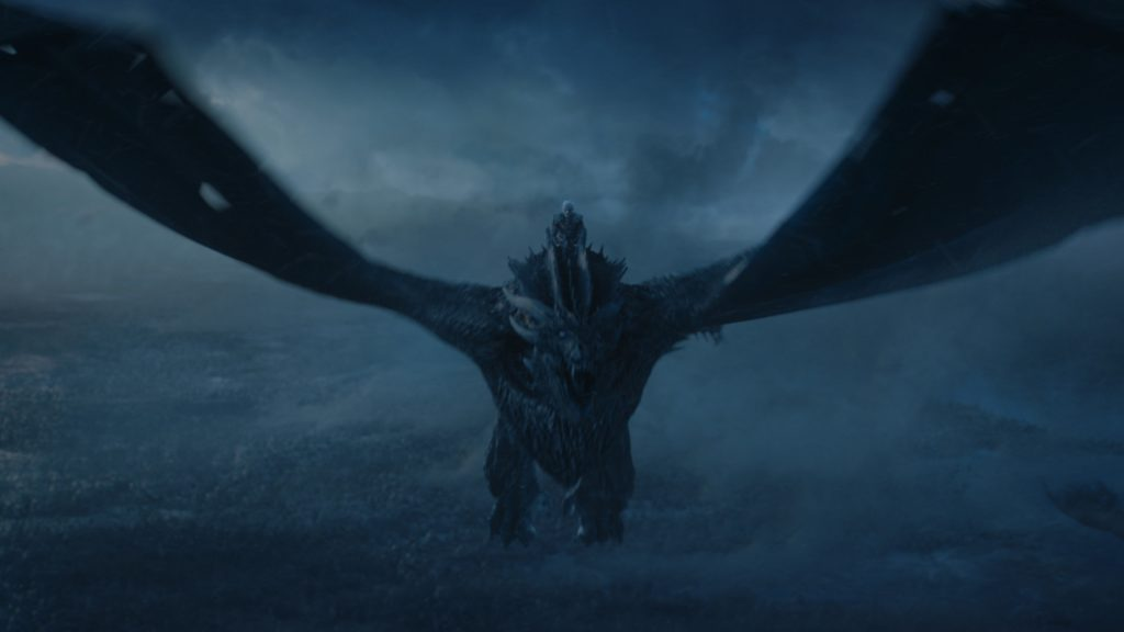 Viserion Night King episode 707