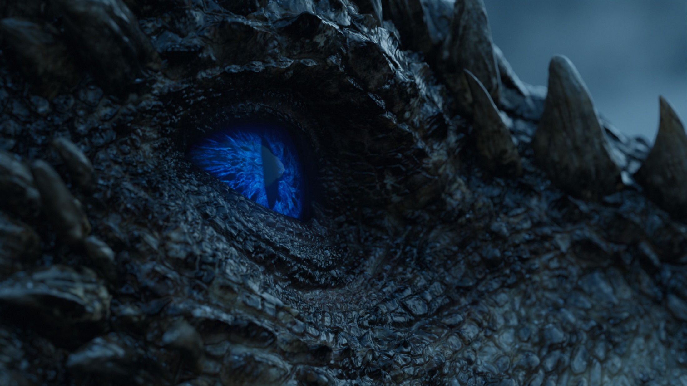 Viserion eye Beyond the Wall