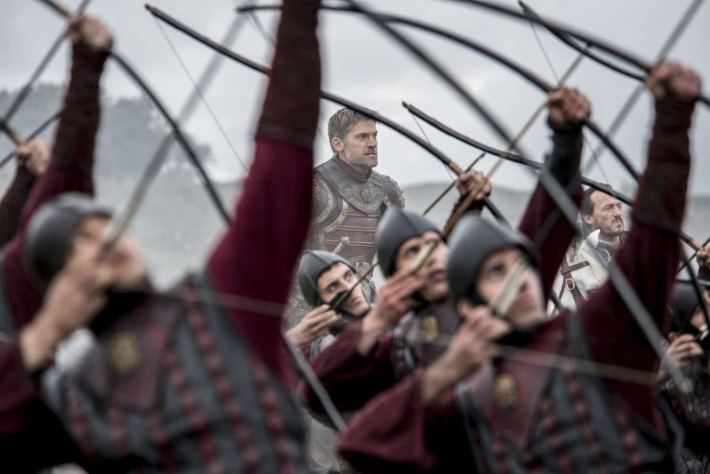 jaime bronn archers The spoils of war