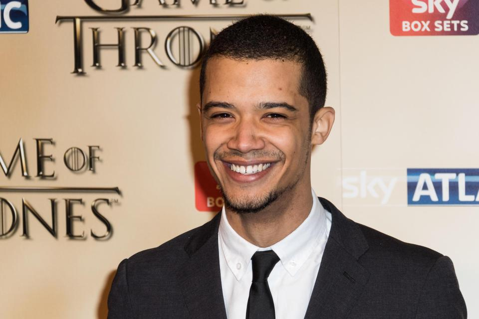 It's too bad we don't see Grey Worm smile more often.