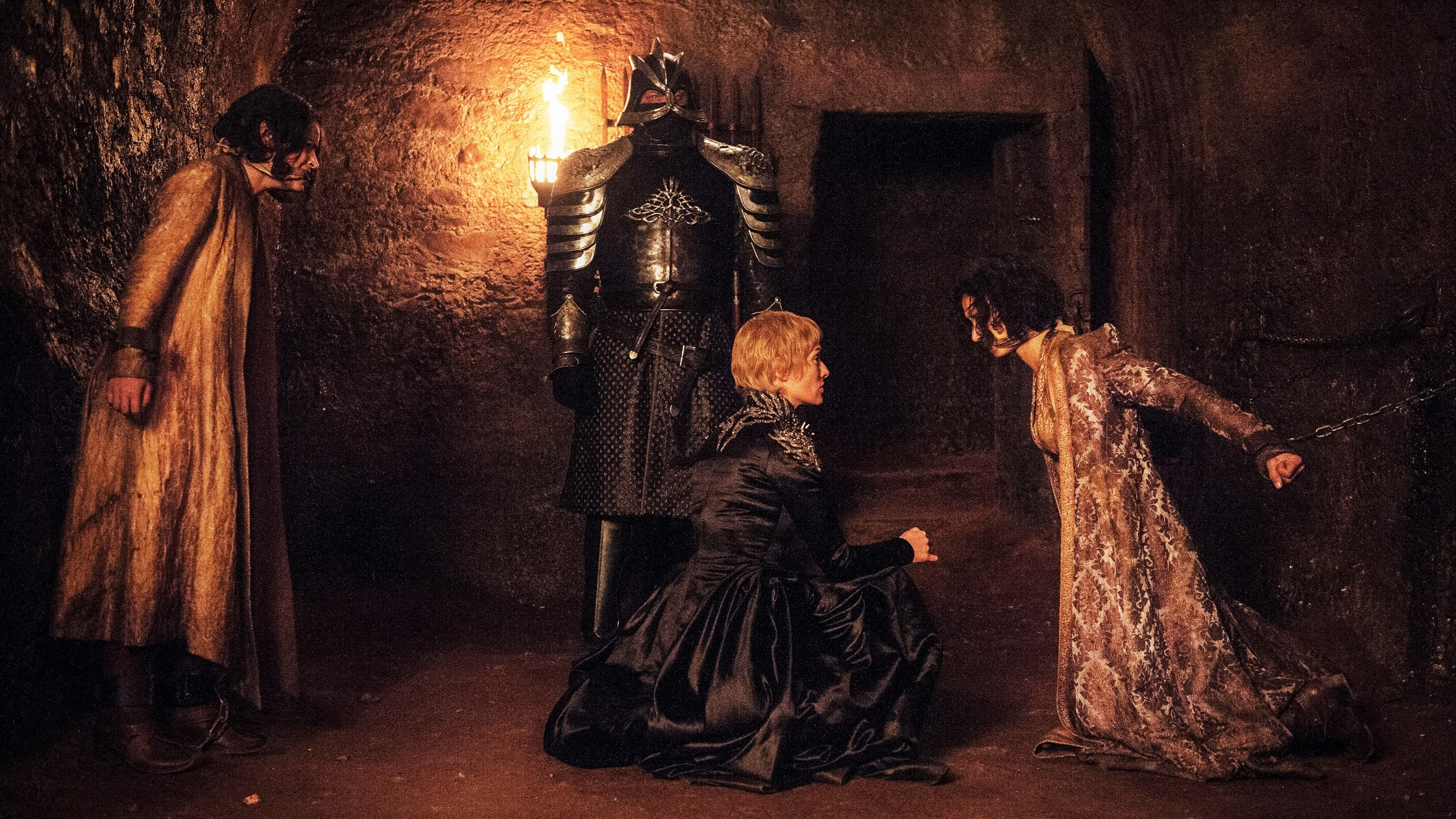 703 - King's Landing - Cersei, Gregor, Ellaria, Tyene 1