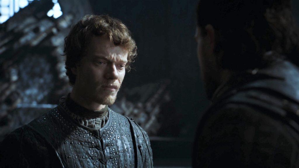 7x07 Theon Jon