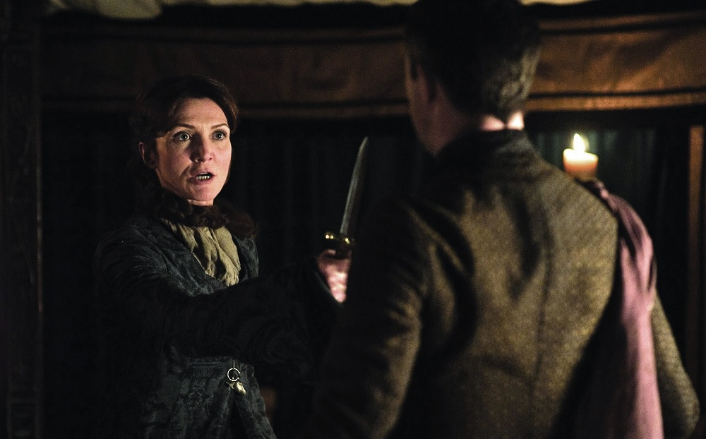 Catelyn Stark Littlefinger