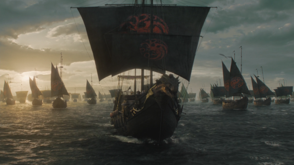Fleet Targaryen 6x10 (7)