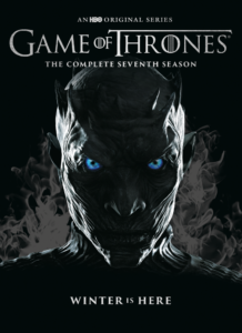 Game of Thrones Seventh Season Blu-Ray